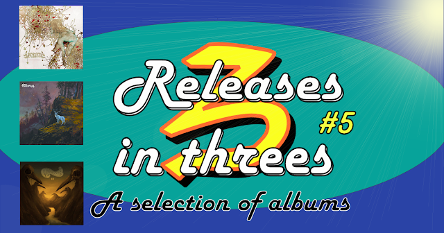 Releases, in threes [#5] HeavyRock we love pt.I