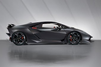 Lamborghini Sesto Elemento : Specifications, Performance and Pictures