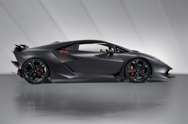 Lamborghini Sesto Elemento : Specifications, Performance and Pictures