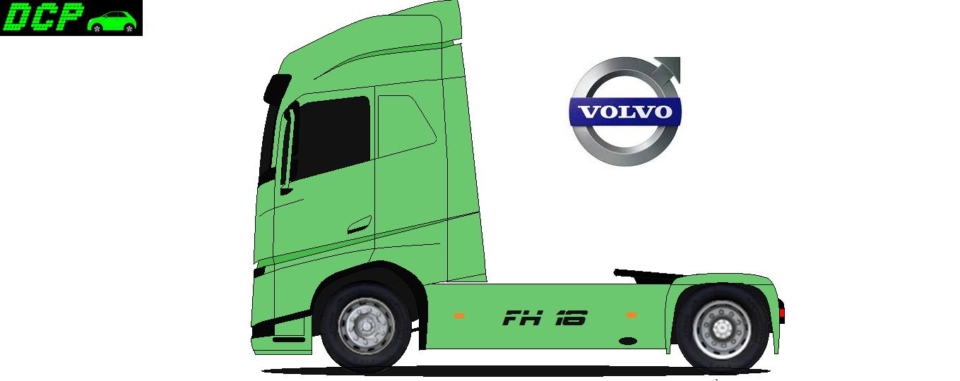 Volvo FH16 2013 - DCP Design