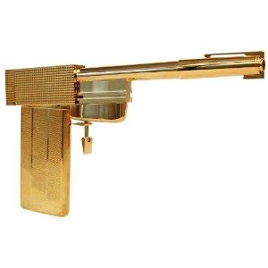Factory entertainment james bond the golden gun limited edition.