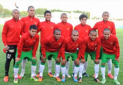 alasannya yaitu selama ini timnas negara ita hanya menjadi penonton yang melihat permainan anggun  Jadwal Timnas U19 Indonesia 2014