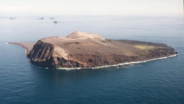 Pulau Gunung Berapi Surtsey
