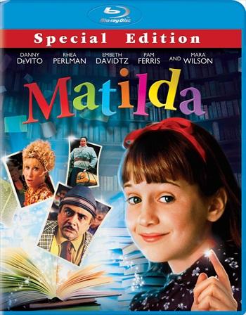 Matilda 1996 Dual Audio Hindi Bluray Full 300mb Download