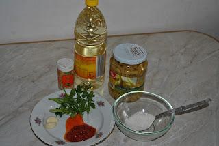ingrediente Ciorbă de păstăi