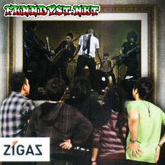 Zigaz - Sahabat Jadi Cinta (2016) Album cover