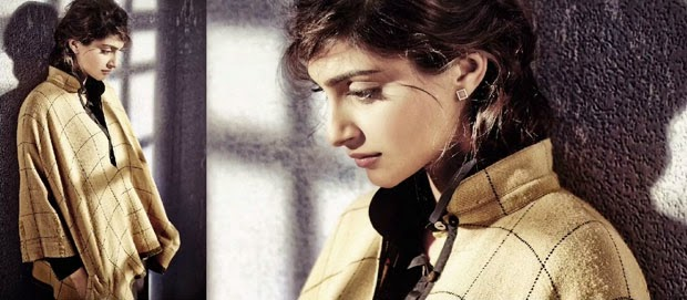 Sonam Kapoor Photo Shoot for Elle Magazine Photos