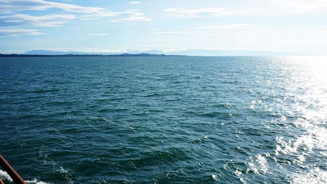 На фото - Сиамский залив