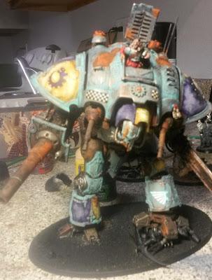 Imperial Knight Paladin Warhammer 40,000