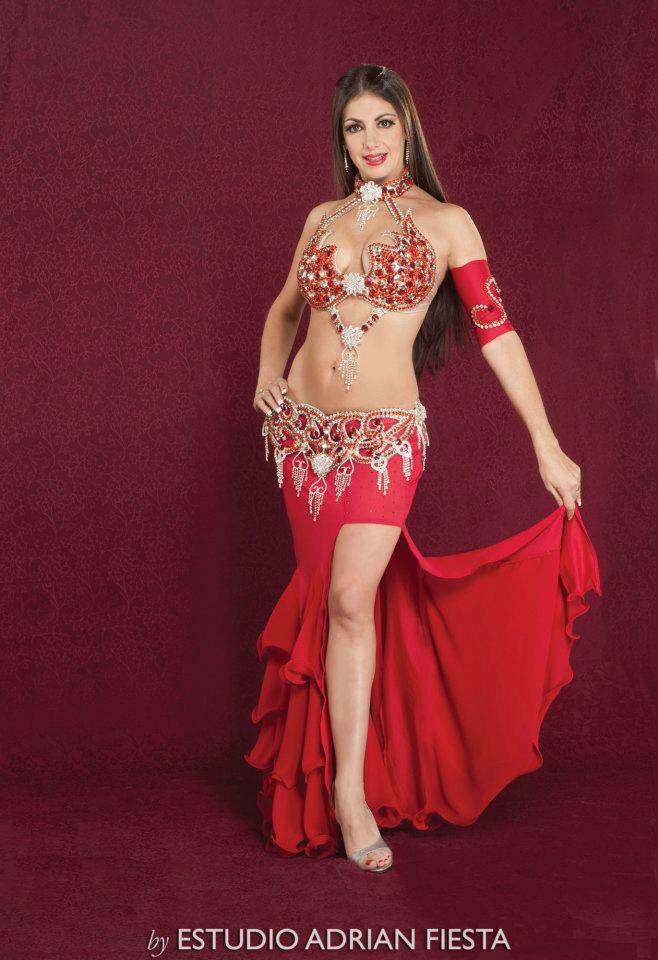 Beautiful belly dance - 3 7