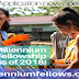 Millennium Fellowship of Class 2018 Application now open