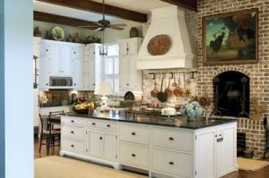 paula deen kitchen island with sink and dishwasher the architectural surface expert welcome to my after spending so much time in commercial kitchens throughout her restaurant career had grown accustomed amenities of professional
