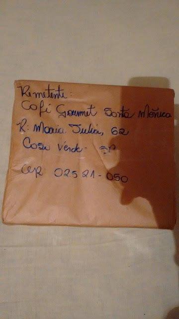Blog Cantinho Ju Tavares em parceria com Café Gourmet Santa Mônica