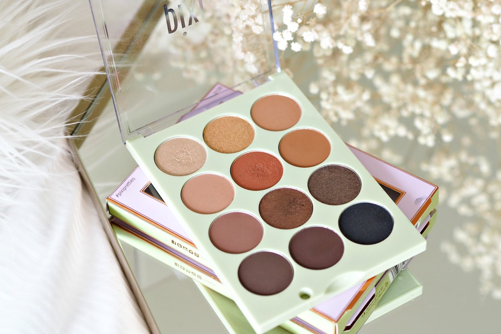 Pixi + ITSJUDYTIME Get The Look It's Eye Time Eyeshadow Palette