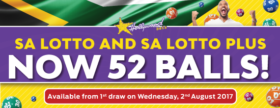 Hollywoodbets Sports Blog: SA Lotto & SA Lotto Plus - Lucky
