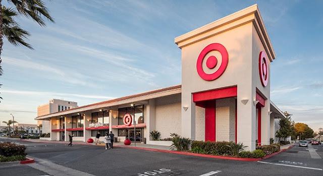Loja Target em Los Angeles