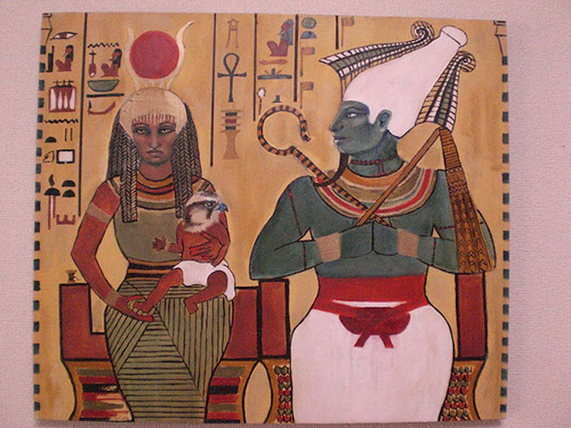 archetypes within osiris and isis