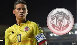 Daftar Pemain Target Transfer Manchester United 2017