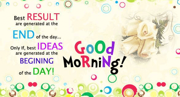 Good Morning Status Messages For Whatsapp And Facebook Azquotes