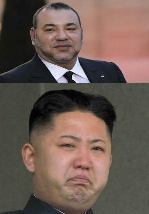 Mohammed VI, el buen alumno de Kim Jong-un