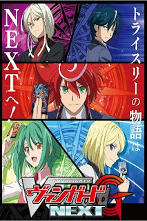 detail dan nonton trailer Cardfight!! Vanguard G: Next (2016)