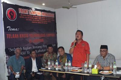Mance Siap Mati Perjuangkan Hak Ulayat Adat yang Dicaplok SGC