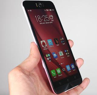 Asus Zenfone Selfie - Kamera HP Terbaik