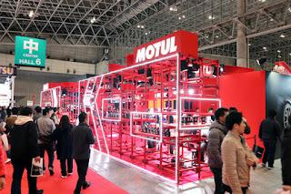 東京オートサロン 2019 MOTULブース