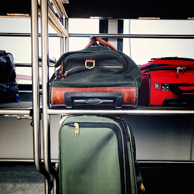 The Truth of Who We Are | Life, Love and Old Luggage