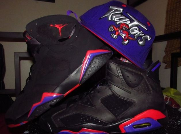 bb0bfab03a0156 ... wholesale this air jordan 6 was originally the air jordan laker 6  before mizzee got busy
