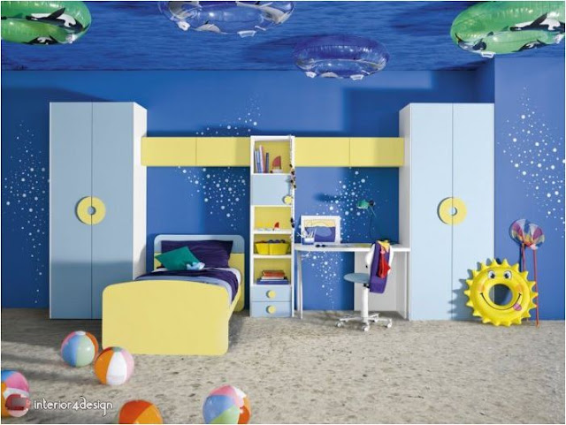 Amazing Decorating Ideas For Kids' Rooms 10