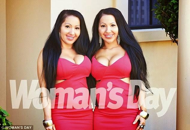 Twins dating the same girl