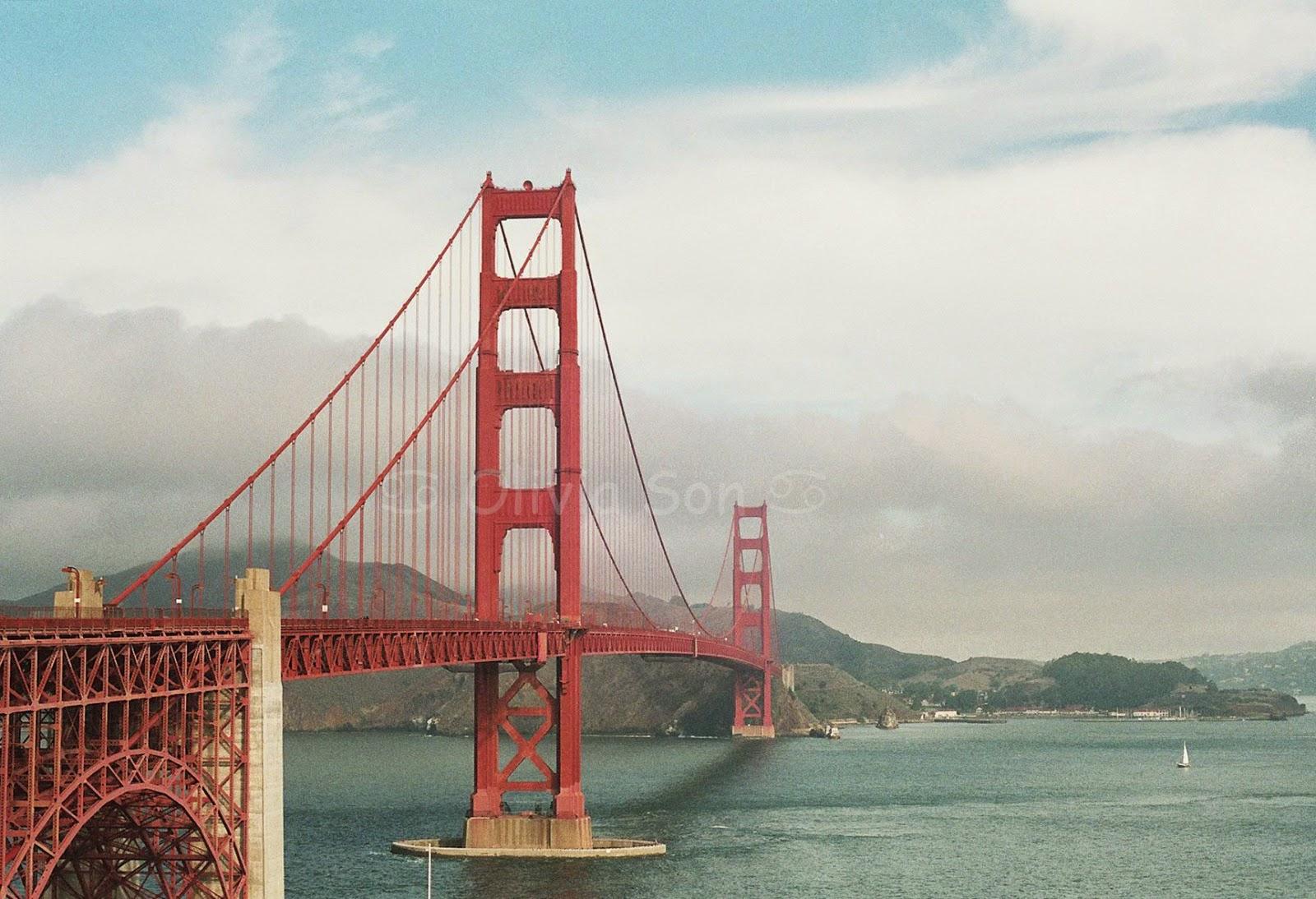 golden gate bridge, san francisco, californie, usa