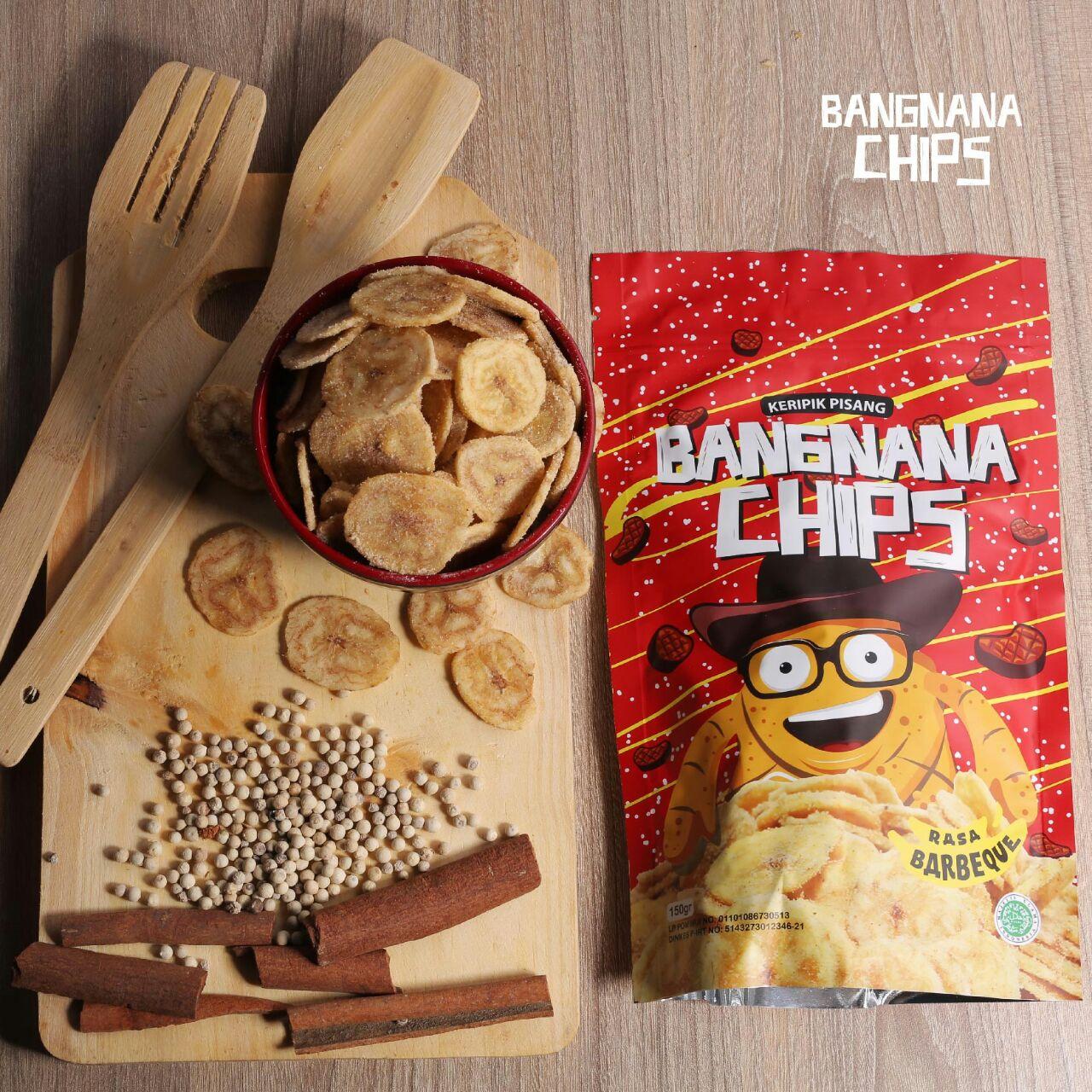 Bangnanachips Bangnana Chips