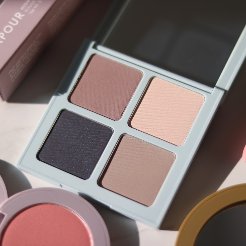 Is the New Vapour Eyeshadow Good? Vapour Eyeshadow in Intention