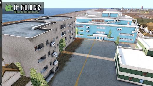 Arma3に入れる建物MOD