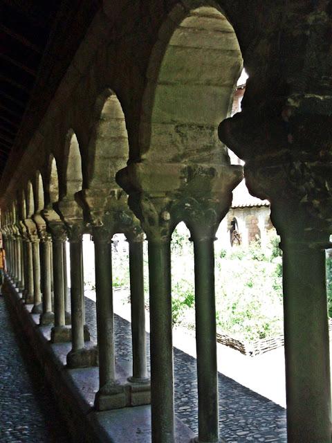 Claustro de Saint Salvi en Albi