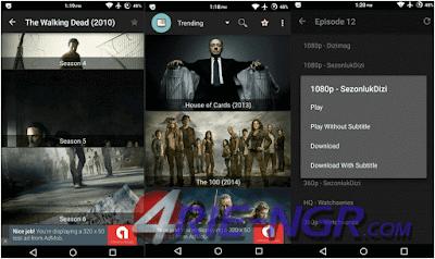 Terrarium TV v.1.5.9 Premium Apk Terbaru