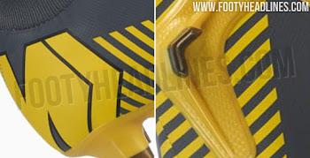 43511b2e8  Dark Grey   Opti Yellow  Nike Mercurial Superfly 2019 Boots Leaked