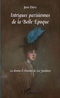 Intrigues parisiennes de la Belle Époque