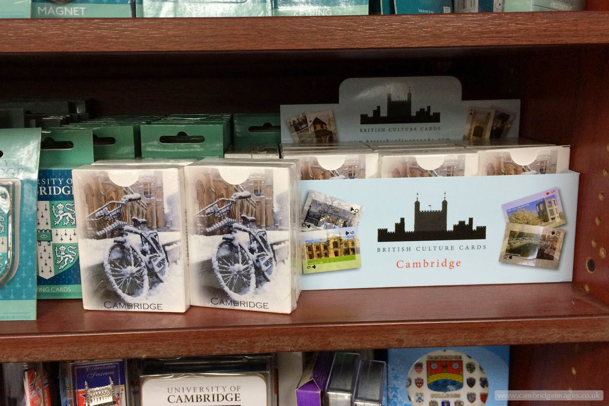 Cambridge playing cards for sale