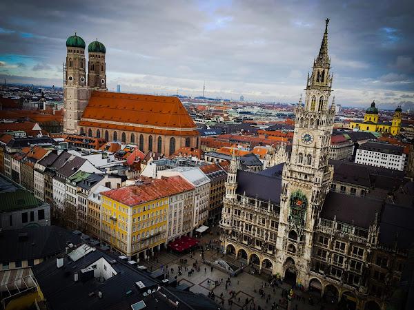 Münih'te Çocuklar ile Yapılabilecek Aktiviteler