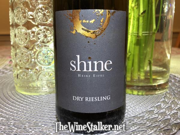 Heinz Eifel Shine Dry Riesling 2017