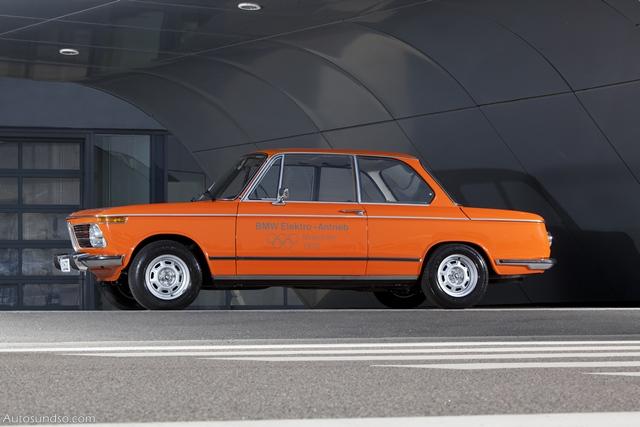 BMW 1602 Elektro von 1972
