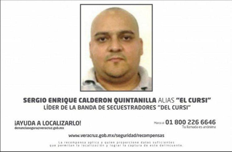 """Autoridades ofrecen medio millón por """"El Cursi"""", jefe Zeta Vieja Escuela… CJNG oferta un millón"""