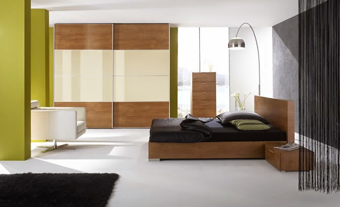 Contemporary Bedroom Decorating Ideas and Designs 1