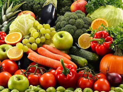 Il consumo regolare di frutta e verdura rende attivo il cerv