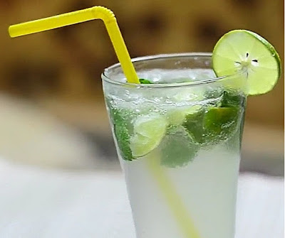 How to make virgin mojito at home
