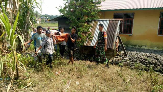 Pamit Mandi Pagi, Herman Ditemukan Tewas Mengambang di Muaro Kamumuan