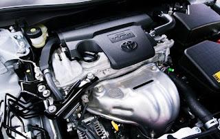2015 Toyota Camry Atara R Engine